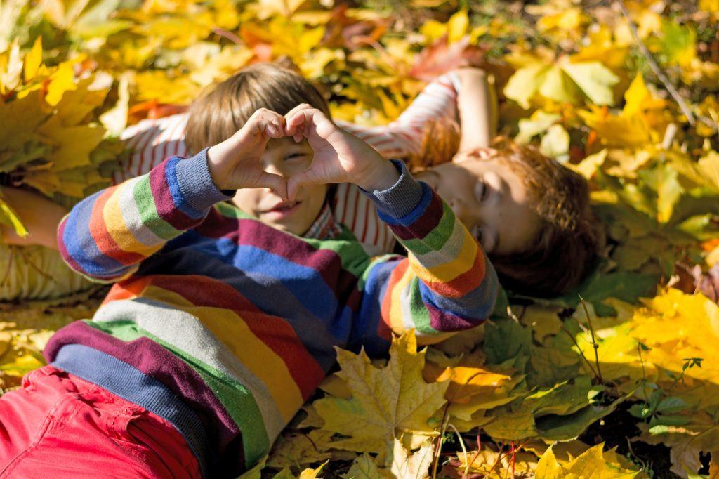 Kinderyoga in den Herbstferien