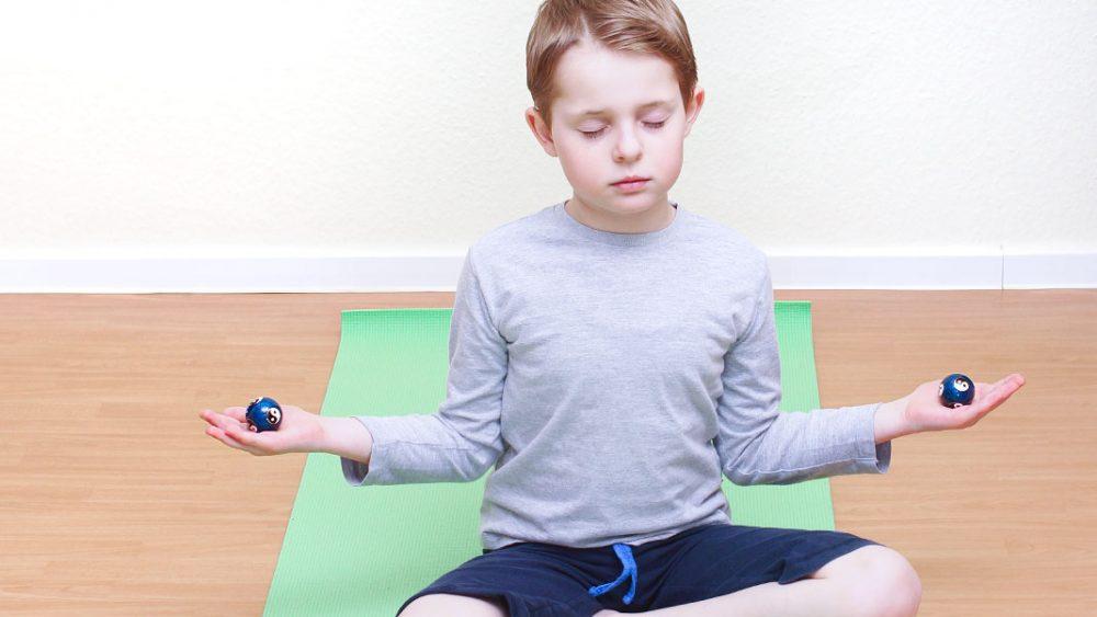 Yogatherapie für Kinder und Jugendliche